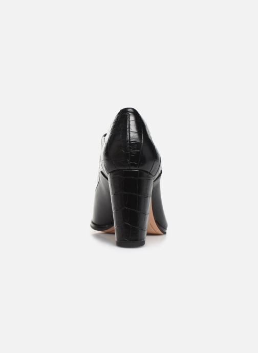 Bottines et boots Clarks Kaylin Ida Noir vue droite