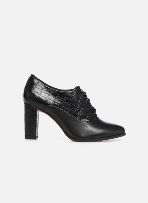 Bottines et boots Clarks Kaylin Ida Noir vue derrière
