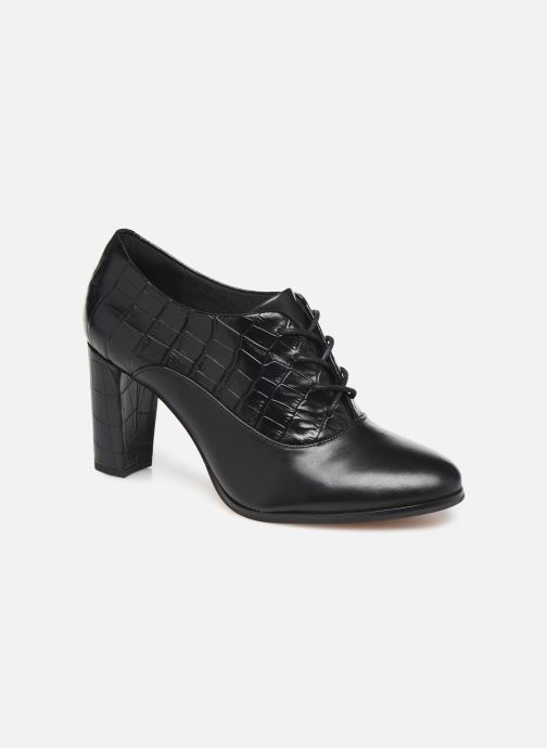 Boots en enkellaarsjes Clarks Kaylin Ida Zwart detail