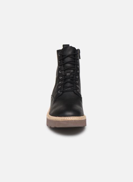 Boots en enkellaarsjes Clarks Trace Pine Zwart model
