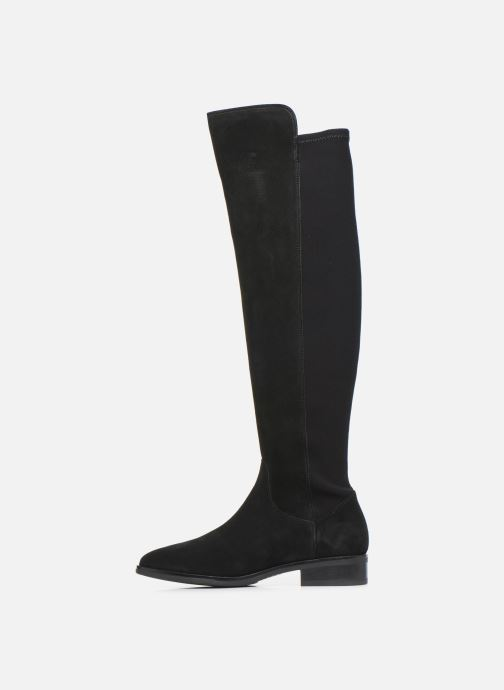 Botas Clarks Pure Caddy Negro vista de frente
