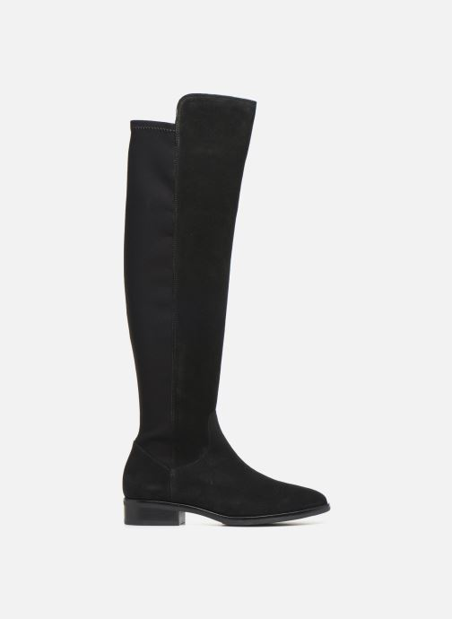 Boots & wellies Clarks Pure Caddy Black back view