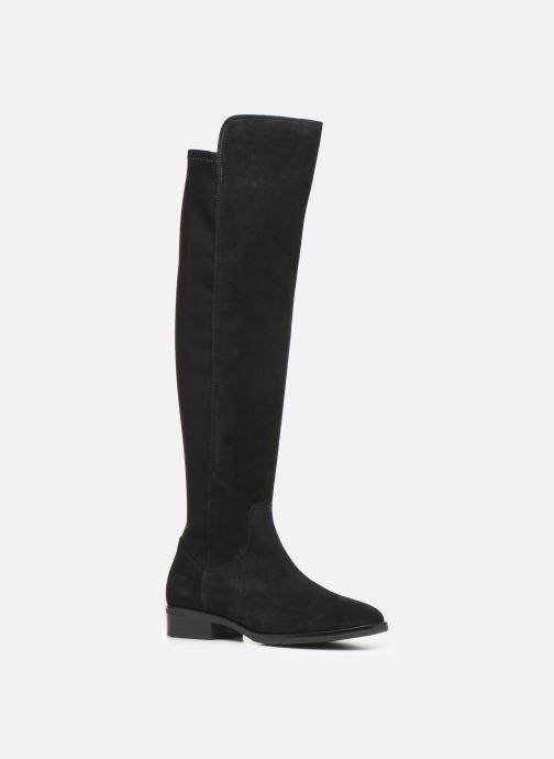 Stiefel Clarks Pure Caddy schwarz detaillierte ansicht/modell