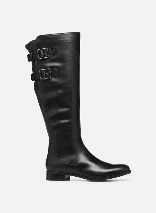 Boots & wellies Clarks Netley Ride Black back view