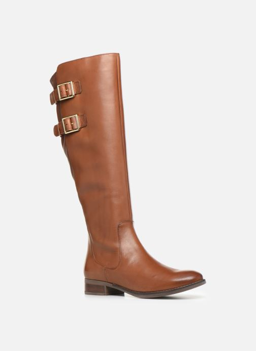 Boots & wellies Clarks Netley Ride Brown detailed view/ Pair view