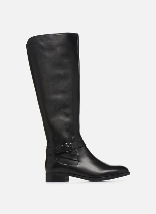 Boots & wellies Clarks Netley Whirl Black back view
