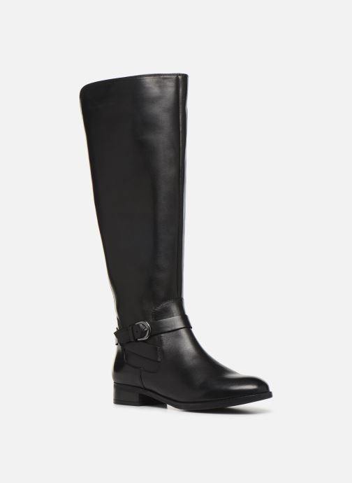 Boots & wellies Clarks Netley Whirl Black detailed view/ Pair view
