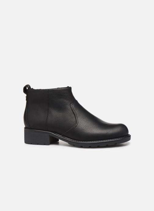 Ankle boots Clarks Orinoco Snug Black back view