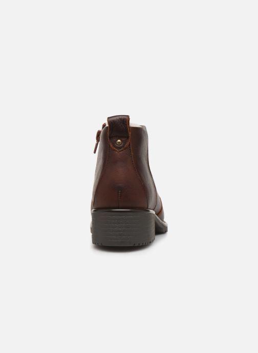 Bottines et boots Clarks Orinoco Snug Marron vue droite