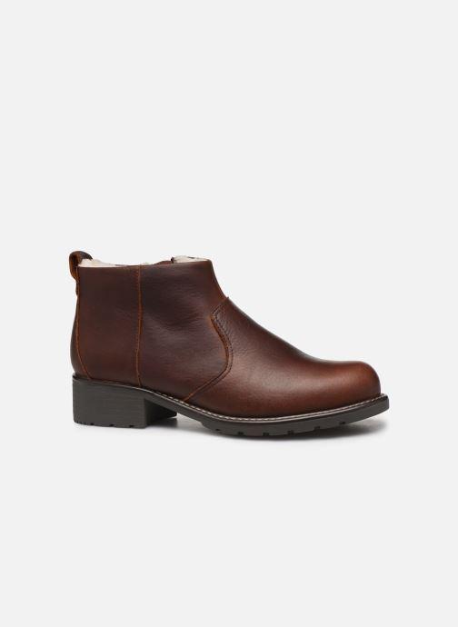 Bottines et boots Clarks Orinoco Snug Marron vue derrière