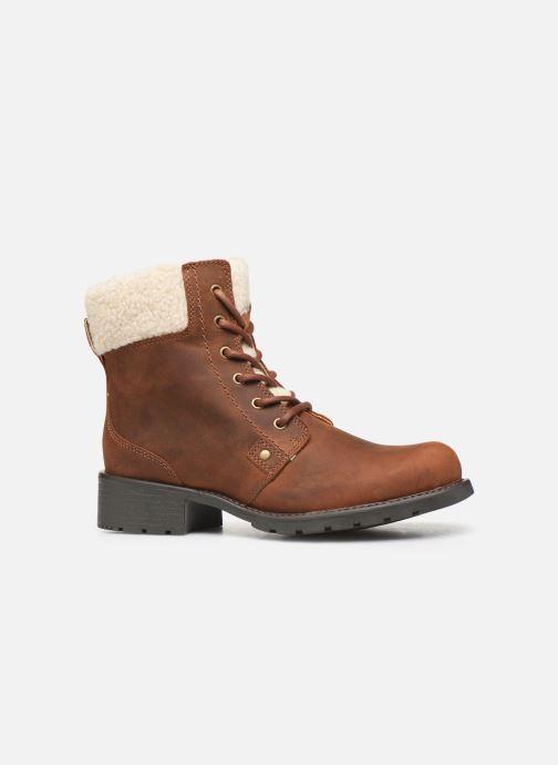 Boots en enkellaarsjes Clarks Orinoco Dusk Bruin achterkant