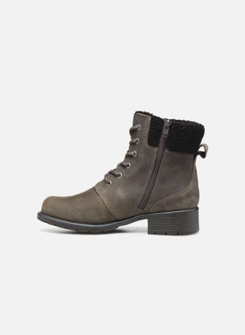 Boots en enkellaarsjes Clarks Orinoco Dusk Grijs voorkant