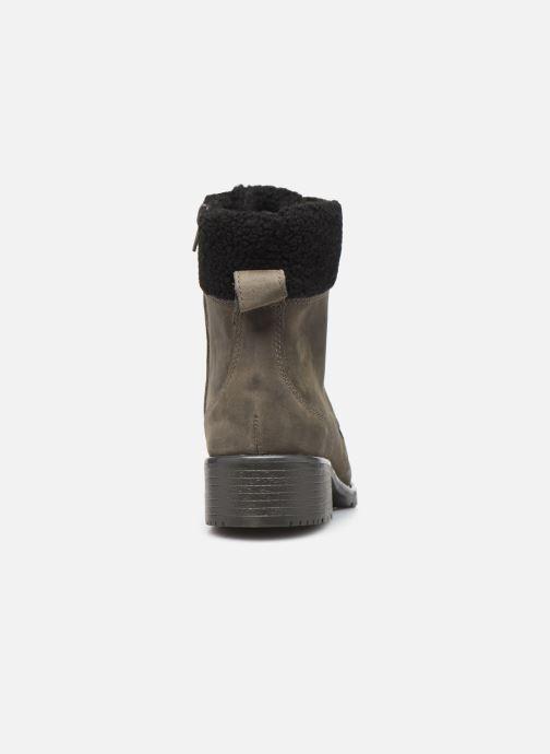 Boots en enkellaarsjes Clarks Orinoco Dusk Grijs rechts