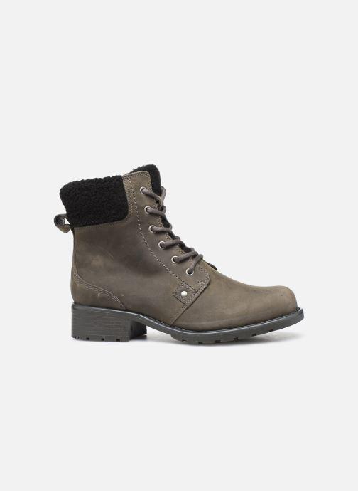 Boots en enkellaarsjes Clarks Orinoco Dusk Grijs achterkant