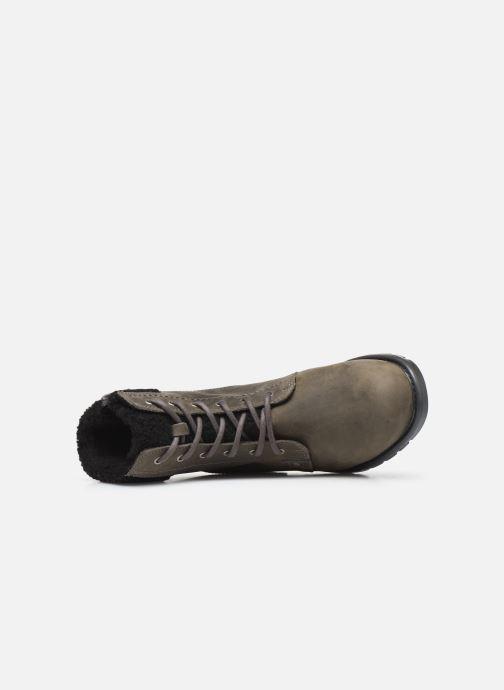 Boots en enkellaarsjes Clarks Orinoco Dusk Grijs links
