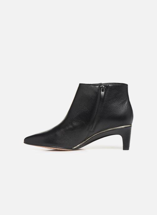 Bottines et boots Clarks Ellis Eden Noir vue face