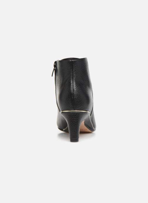 Bottines et boots Clarks Ellis Eden Noir vue droite