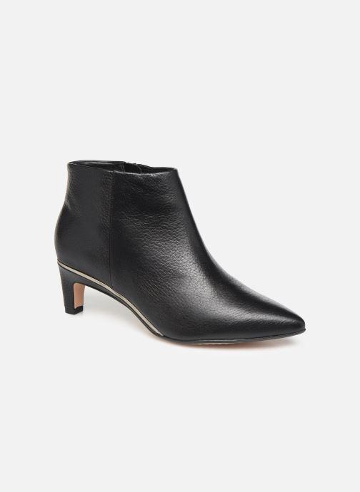 Bottines et boots Clarks Ellis Eden Noir vue détail/paire