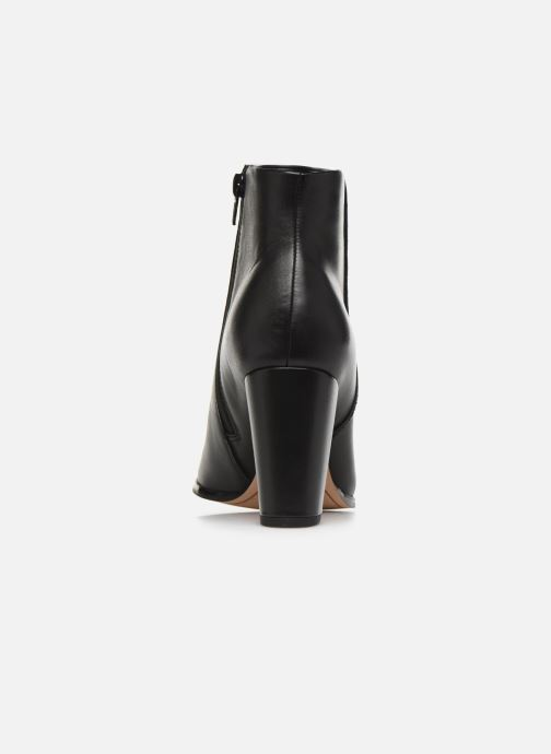 Ankle boots Clarks Kaylin Fern Black view from the right