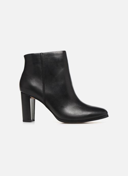 Ankle boots Clarks Kaylin Fern Black back view