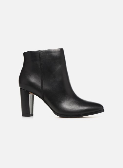 Ankle boots Clarks Kaylin Fern Black back view