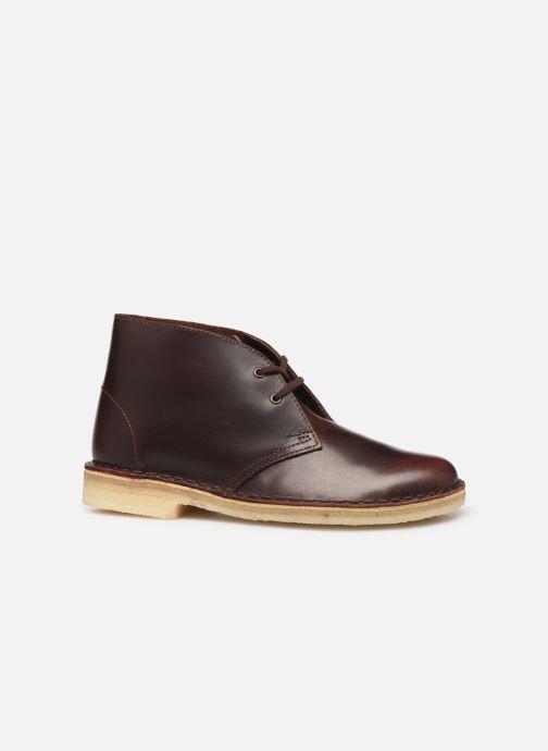 Boots en enkellaarsjes Clarks Originals Desert Boot. Bruin achterkant