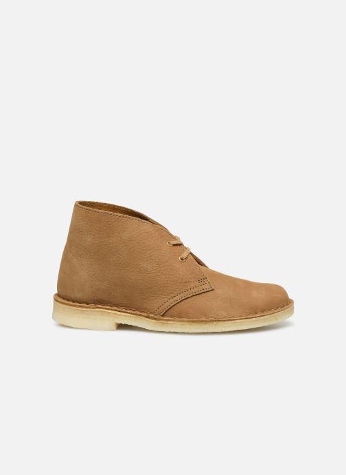 Stiefeletten & Boots Clarks Originals Desert Boot. braun ansicht von hinten