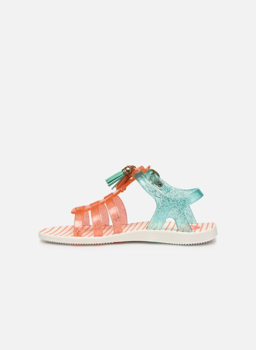 Sandales et nu-pieds Gioseppo Chicsa Bleu vue face