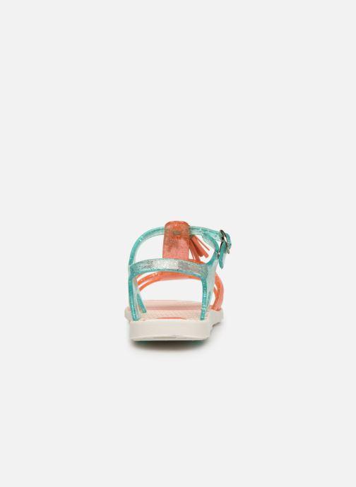 Sandales et nu-pieds Gioseppo Chicsa Bleu vue droite