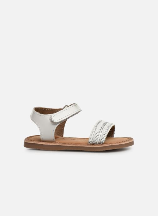 Sandali e scarpe aperte Gioseppo Centeno Bianco immagine posteriore