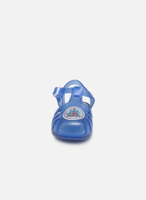 Sandalias Gioseppo Mare Azul vista del modelo