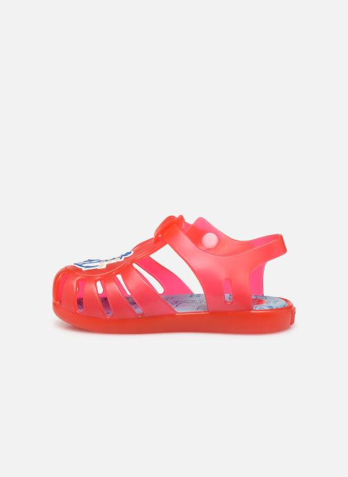 Sandals Gioseppo Mare Red front view