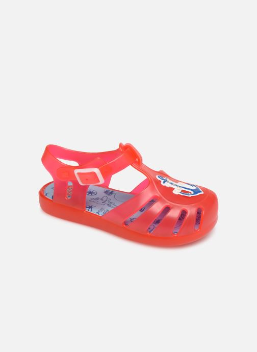 Sandals Gioseppo Mare Red detailed view/ Pair view