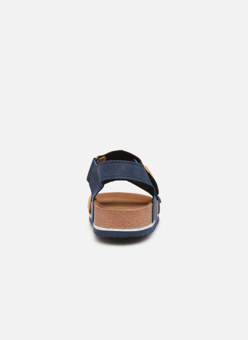 Sandali e scarpe aperte Gioseppo Mare Azzurro immagine destra