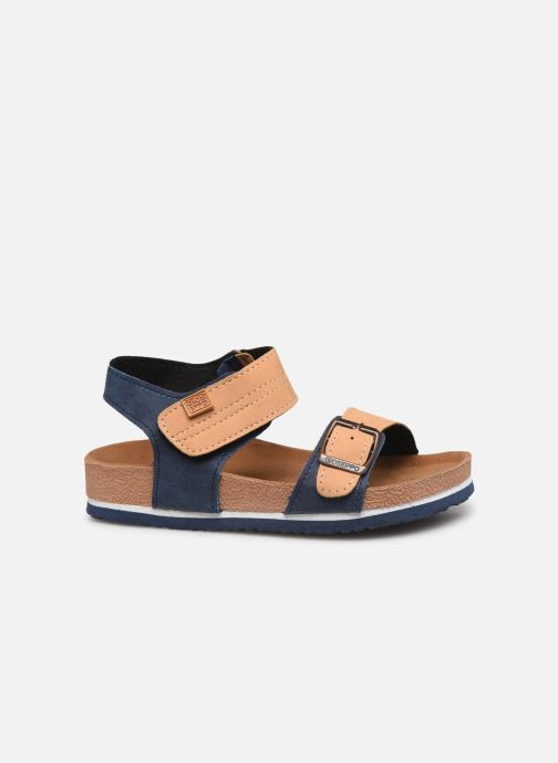 Sandals Gioseppo Mare Blue back view