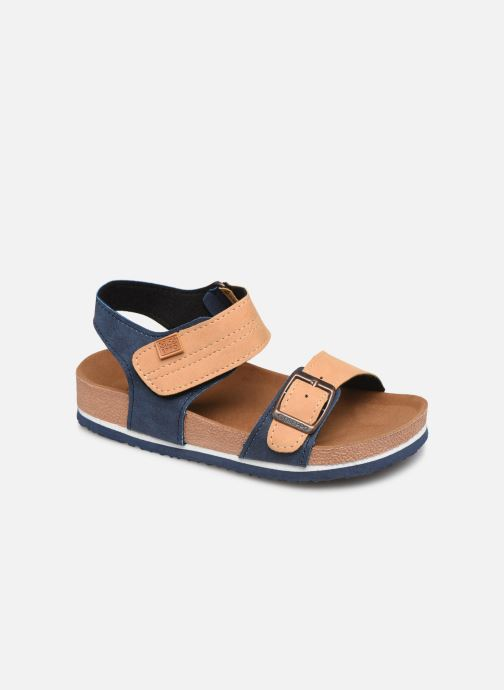 Sandals Gioseppo Mare Blue detailed view/ Pair view