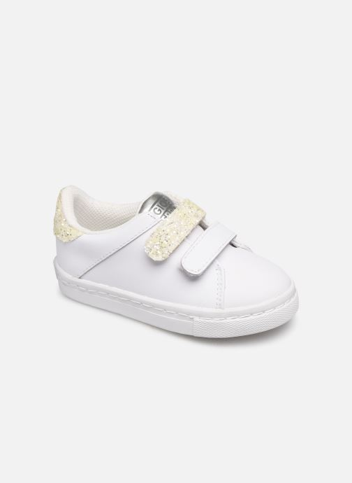Trainers Gioseppo 43922 White detailed view/ Pair view