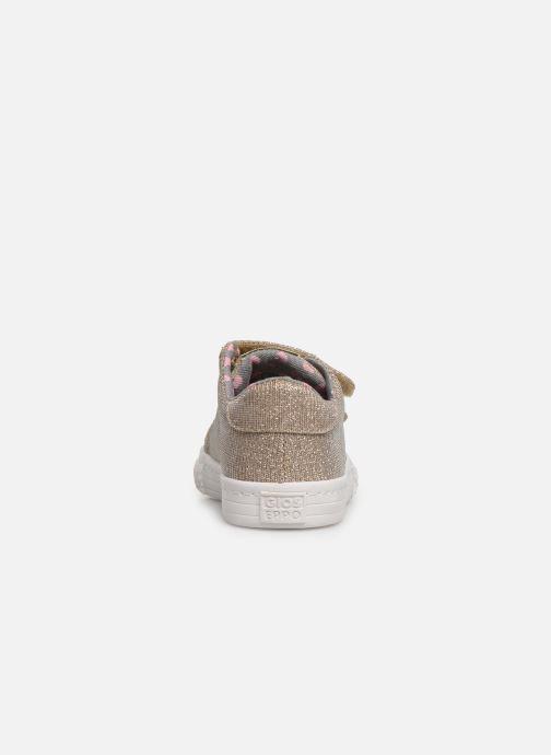 Sneakers Gioseppo 43930 Goud en brons rechts