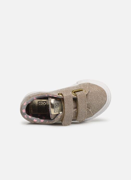 Sneakers Gioseppo 43930 Goud en brons links