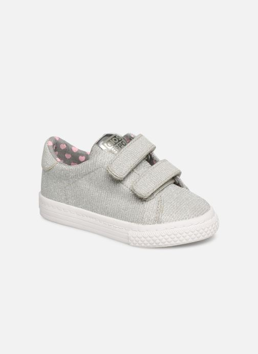 Trainers Gioseppo 43930 Silver detailed view/ Pair view