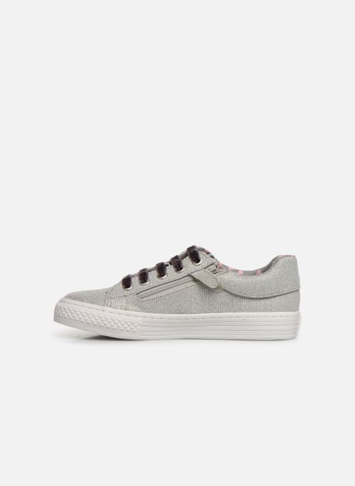 Trainers Gioseppo 43946 Silver front view