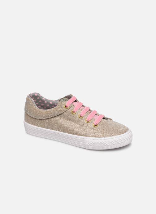 Sneakers Gioseppo 43946 Goud en brons detail