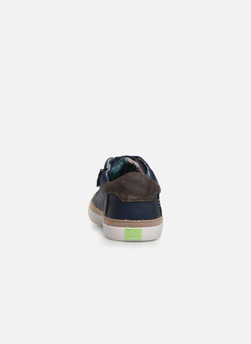 Sneakers Gioseppo 43957 Azzurro immagine destra