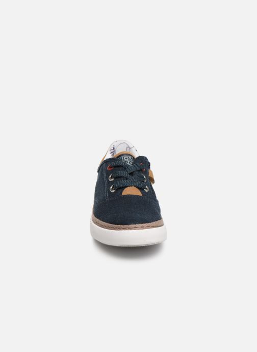 Baskets Gioseppo 43973 Bleu vue portées chaussures