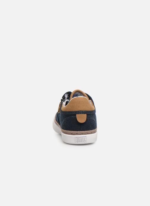 Sneakers Gioseppo 43973 Azzurro immagine destra