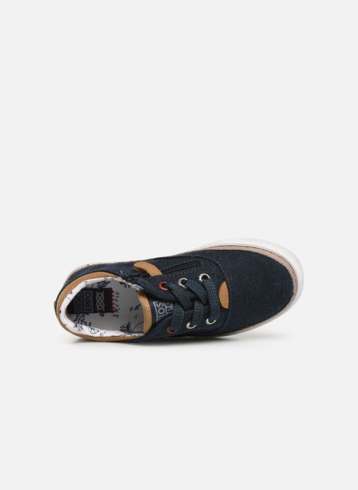 Sneakers Gioseppo 43973 Blauw links