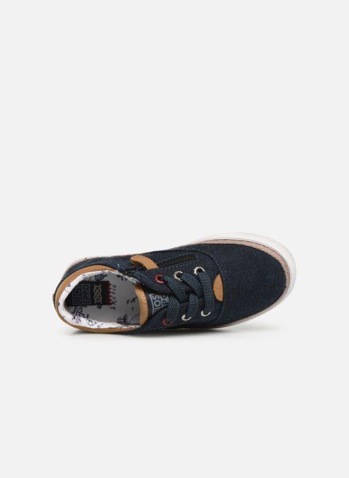 Sneakers Gioseppo 43973 Azzurro immagine sinistra