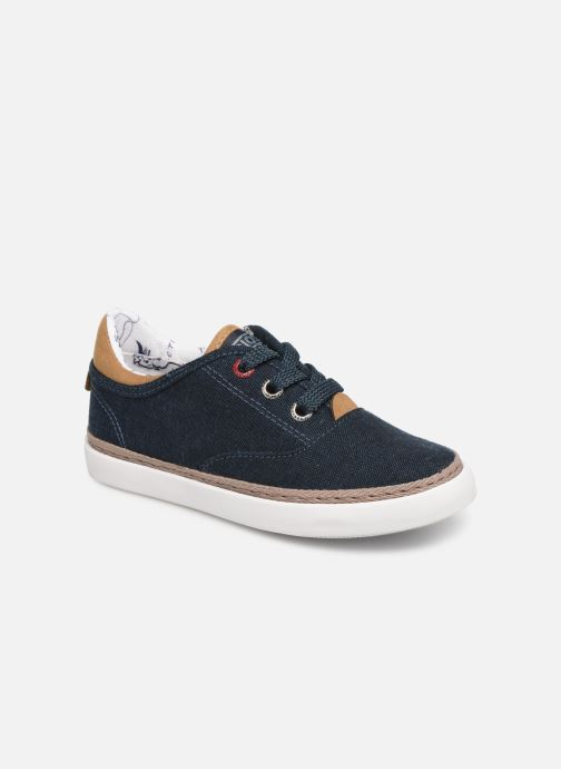 Trainers Gioseppo 43973 Blue detailed view/ Pair view