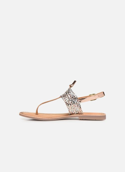 Sandals Gioseppo 44161 Silver front view