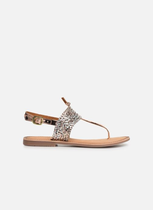Sandals Gioseppo 44161 Silver back view
